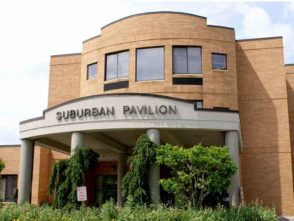 Suburban Pavilion Nursing and Rehabilitation Center in North Randall, OH