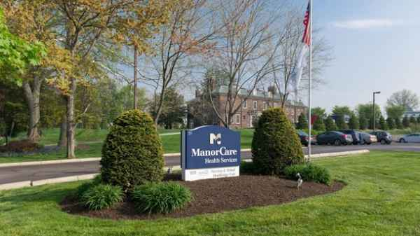 Manorcare Health Services-Akron in Akron, OH