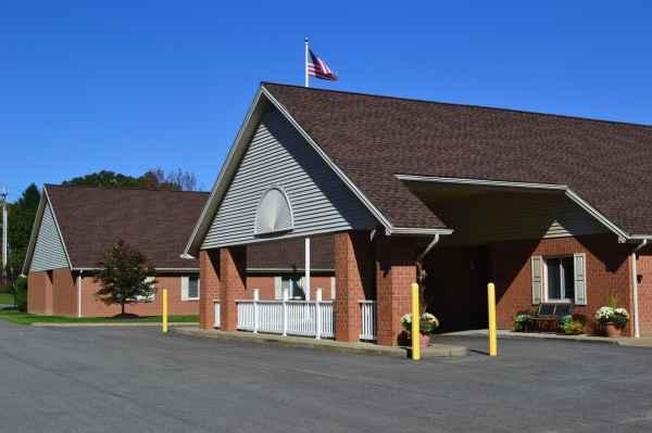 Burton Health Care and Rehabilitation Center in Burton, OH