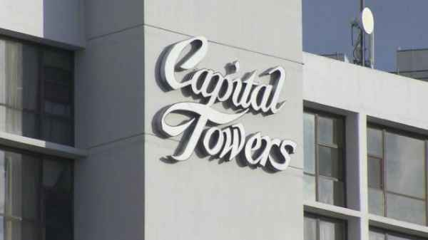 Capital Towers in Raleigh, NC