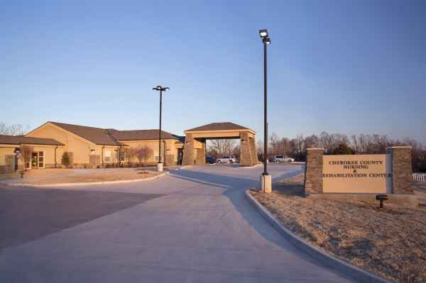Cherokee County Nursing and Rehabilitation Center in Tahlequah, OK