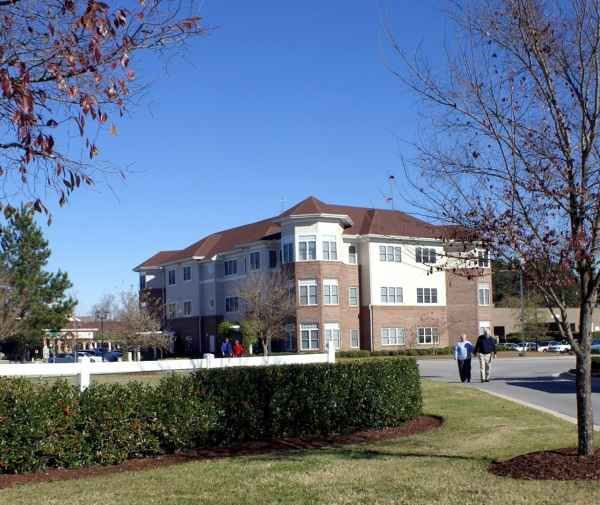 Country Glen Apartments: Cypress Glen Retirement Community In Greenville, NC