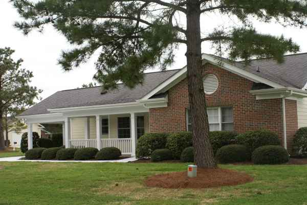 Cypress Glen Retirement Community In Greenville Nc