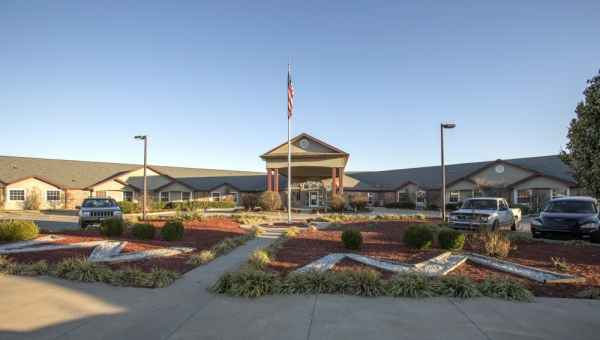 Home Nursing Homes Oklahoma Claremore Wood Manor Senior Care And Rehabilitation View 3 More Pictures