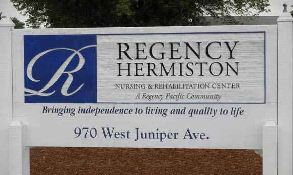 Regency Hermiston Nursing and Rehabilitation Center in Hermiston, OR