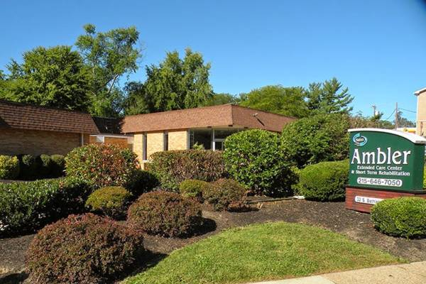 Ambler Extended Care Center - Ambler, PA