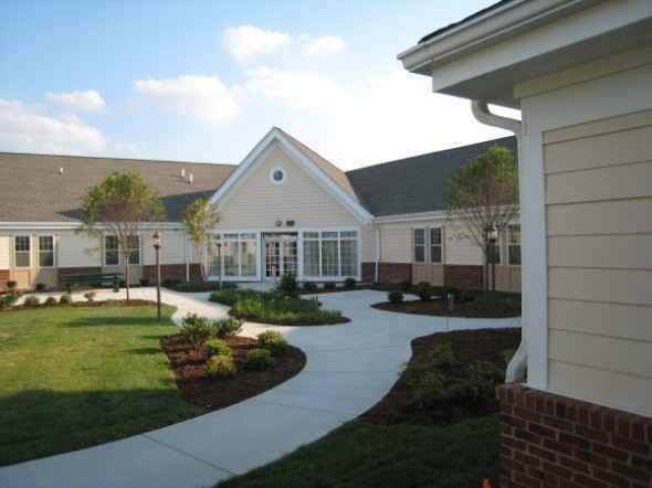 Huntersville Oaks in Huntersville, NC