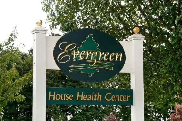 Evergreen House Health Center in East Providence, RI