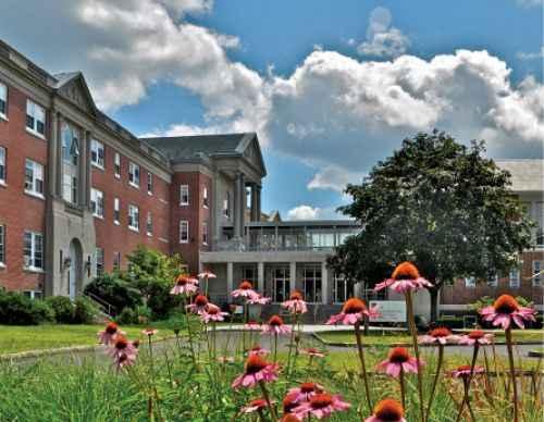 Mount St. Rita Health Centre in Cumberland, RI