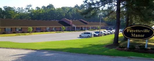 Fayetteville Manor in Fayetteville, NC