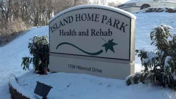 Island Home Nursing logo