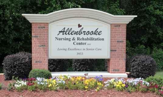 Allenbrooke Nursing and Rehabilitation Center in Memphis, TN