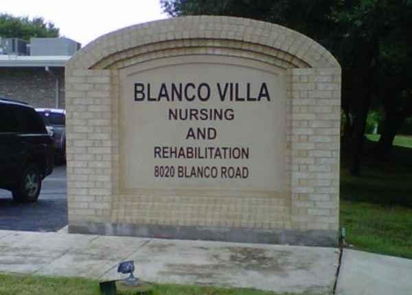 Blanco Villa Nursing and Rehabilitation in San Antonio, TX