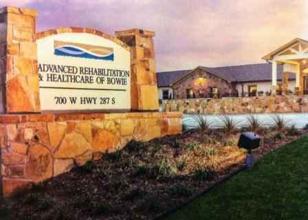 Advanced Rehab And Healthcare Of Bowie in Bowie, TX