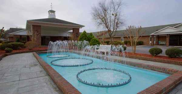 Courtyards at Berne Village in New Bern, NC