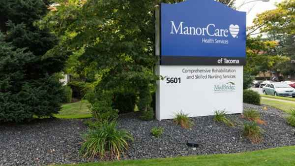 ManorCare Health Services-Tacoma in Tacoma, WA