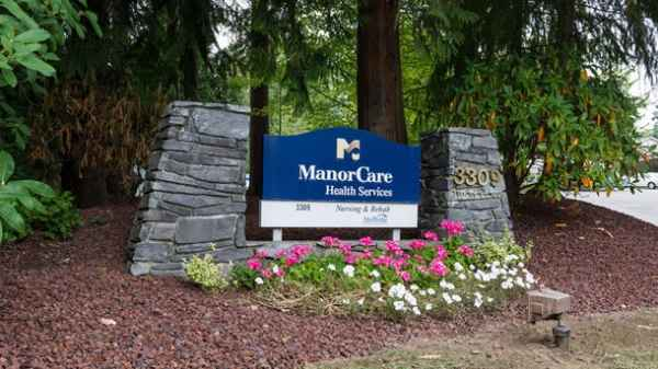 ManorCare Health Services-Gig Harbor in Gig Harbor, WA