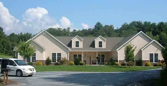 Tore's Home in Brevard, NC
