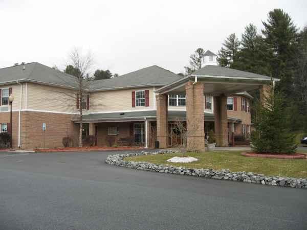 Cedar Mountain House in Brevard, NC
