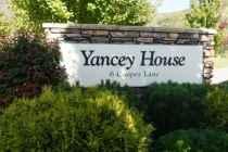 Yancey House - Burnsville, NC