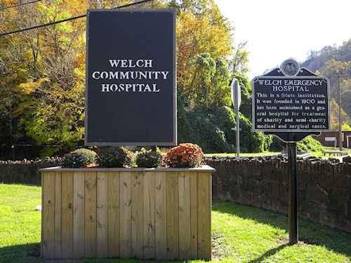 Welch Community Hospital in Welch, WV