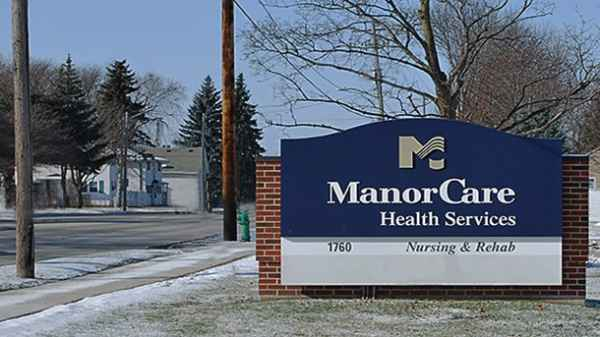 ManorCare Health Services-West Green Bay in Green Bay, WI