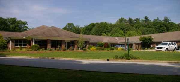 Brookdale Heritage Circle in Hendersonville, NC