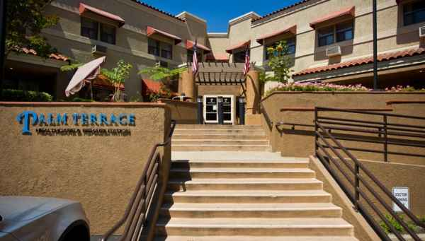 Palm Terrace Healthcare and Rehabilitation Center in Laguna Hills, CA