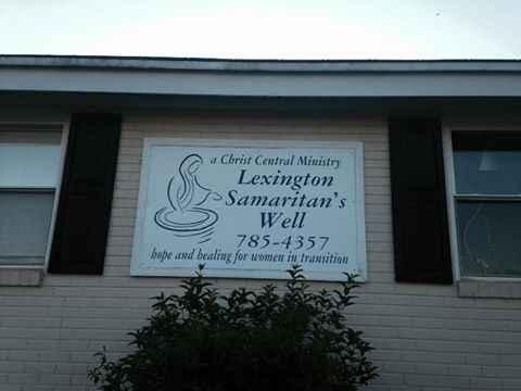 Samaritan's Well in Lexington, SC