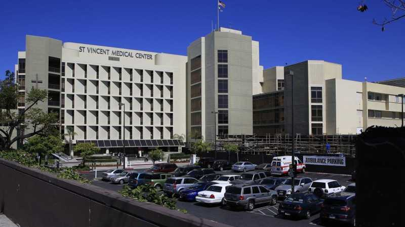 Saint Vincent Medical Center - Los Angeles, CA