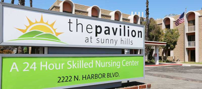 The Pavilion at Sunny Hills - Fullerton, CA
