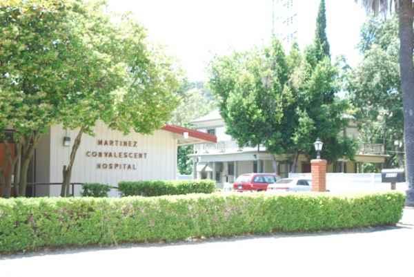 Martinez Convalescent Hospital in Martinez, CA