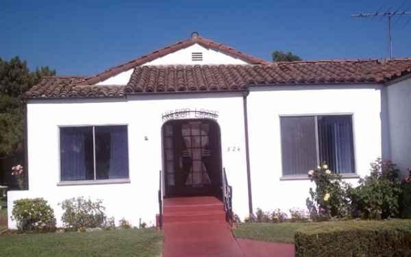 Mission Lodge Sanitarium in San Gabriel, CA