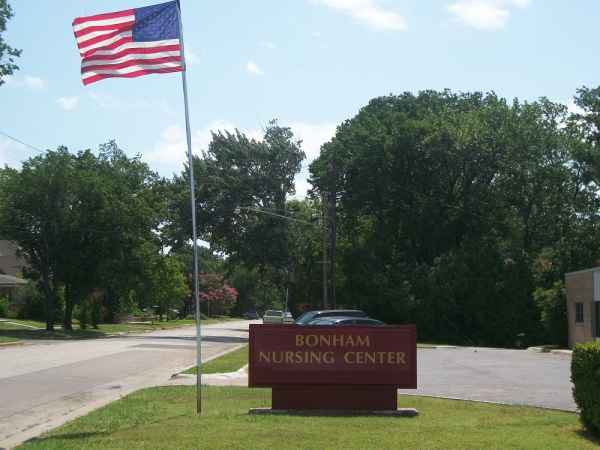 Bonham Nursing and Rehabilitation in Bonham, TX