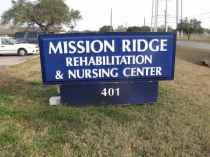 Mission Ridge Nursing and Rehabilitation, L.P.  - Refugio, TX