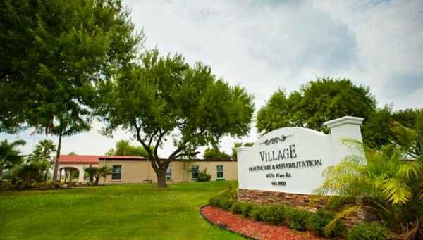 Village Healthcare and Rehabilitation in Mcallen, TX