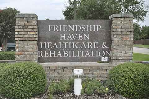 Friendship Haven Healthcare and Rehabilitation in Friendswood, TX