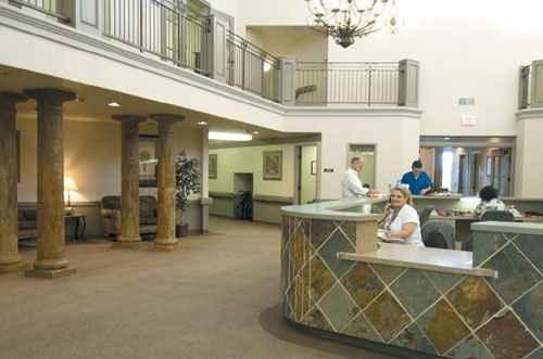 Regent Care Center At Medical Center In San Antonio Tx