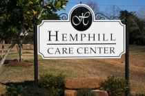 Hemphill Care Center - Hemphill, TX