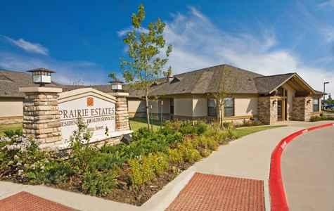 Prairie Estates in Frisco, TX