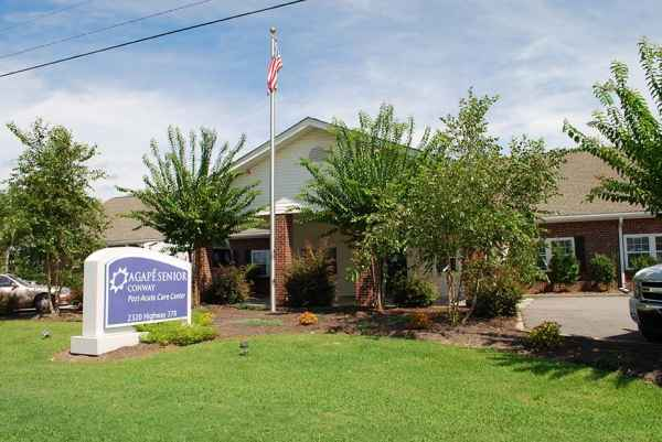 Agape Post Acute Care Center - Conway in Conway, SC
