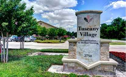 Tuscany Village Skilled Nursing and Rehabilitation in Pearland, TX