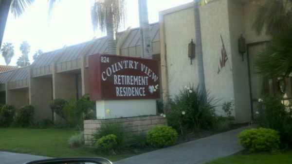 Country View Retirement Home in West Covina, CA