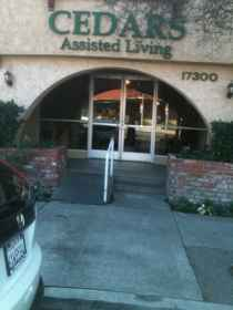 Cedars Assisted Living - Northridge, CA