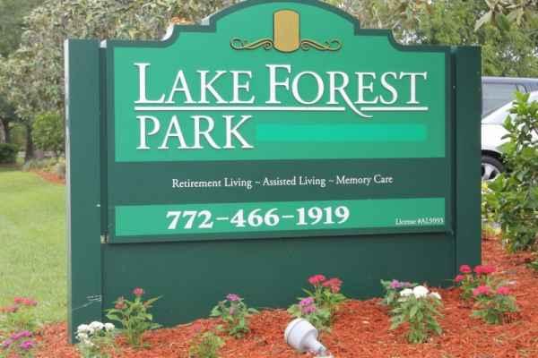 Lake Forest Park in Fort Pierce, FL