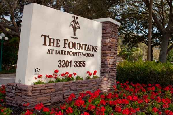 The Fountains at Lake Pointe Woods in Sarasota, FL