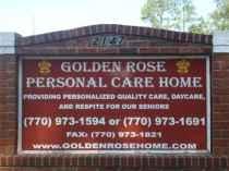 Golden Rose Personal Care Home - Marietta, GA