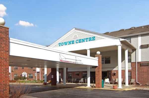 Towne Centre in Merrillville, IN