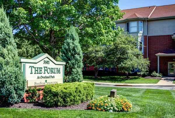 Forum Nursing Home Overland Park Ks