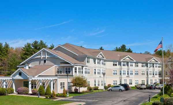 Benchmark Senior Living at Forge Hill in Franklin, MA